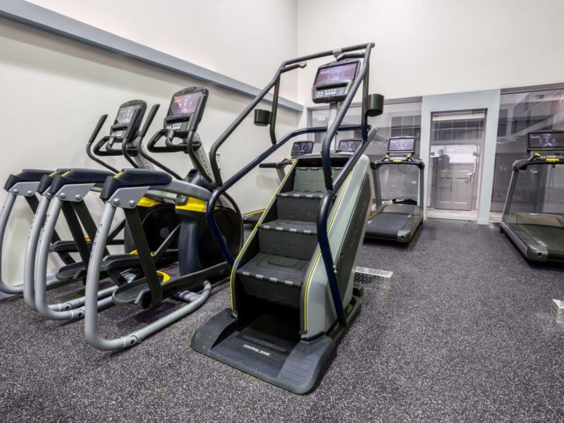 TGM Springbrook Apartments Fitness Gym 2