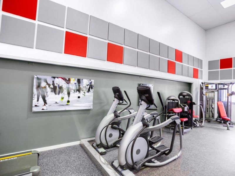 TGM Springbrook Apartments Fitness Gym 4