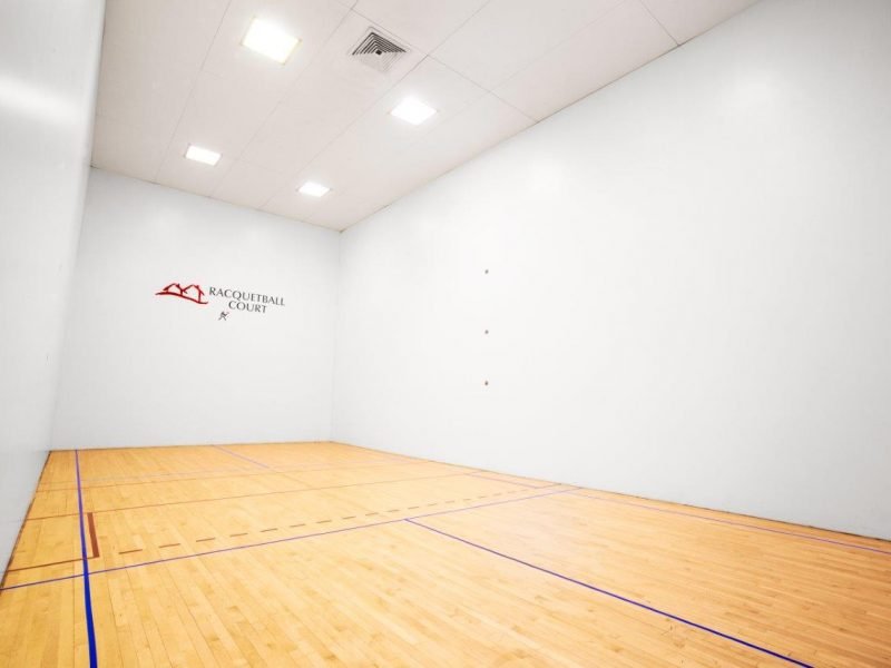 TGM Springbrook Apartments Racquetball Court